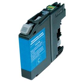 Tintenpatrone (LC-123C) für Brother J552DW/J4110DW 2000Seiten cyan BestStandard Produktbild