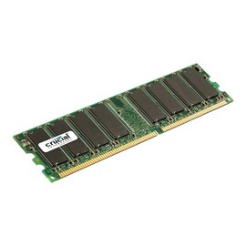 Crucial - DDR - 1 GB - DIMM 184-PIN - 400 MHz / PC3200 - CL3 Produktbild