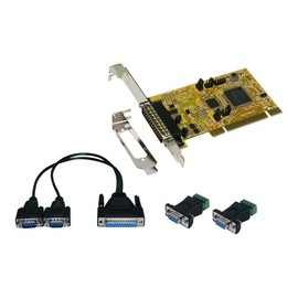 Exsys EX-42372IS - Serieller Adapter - PCI-X - RS-422/485 x 2 Produktbild