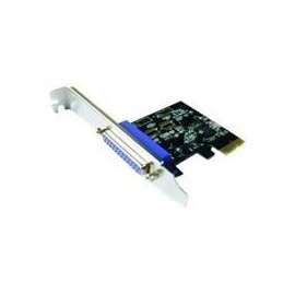 M-CAB PCIe Parallel Card - Parallel-Adapter - PCIe - IEEE 1284 Produktbild