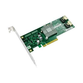 Supermicro Add-on Card AOC-SAS2LP-MV8 - Speicher-Controller - 8 Sender/Kanal - SAS 2 Low-Profile - 600 MBps - RAID JBOD Produktbild