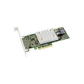 Microsemi Adaptec SmartRAID 3154-8i - Speichercontroller (RAID) - 8 Sender/Kanal - SATA 6Gb/s / SAS 12Gb/s Produktbild