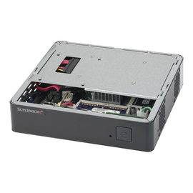 Supermicro SuperServer E200-8B - Server - USFF - 1 x Celeron J1900 / 2 GHz - RAM 0 MB - kein HDD Produktbild