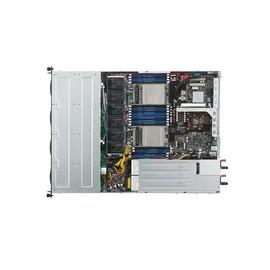 ASUS RS500-E8-RS4 V2 - Server - Rack-Montage - 1U - zweiweg - RAM 0 GB Produktbild