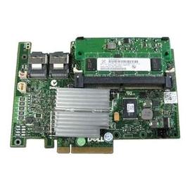 Dell PERC H730 - Speichercontroller (RAID) - 8 Sender/Kanal - SATA 6Gb/s / SAS 12Gb/s Low-Profile - 12 Gbit/s - Produktbild