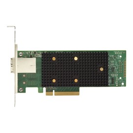Lenovo ThinkSystem 430-8e - Speicher-Controller - 8 Sender/Kanal - SATA / SAS 12Gb/s Low-Profile - 12 Produktbild