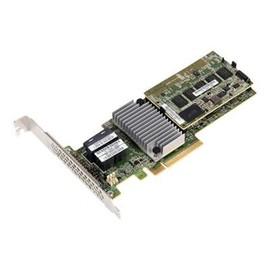 Fujitsu PRAID EP440i - Speichercontroller (RAID) - 8 Sender/Kanal - SATA 6Gb/s / SAS 12Gb/s Produktbild