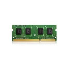QNAP - DDR3 - 4 GB - SO DIMM 204-PIN - 1600 MHz / PC3-12800 - ungepuffert Produktbild