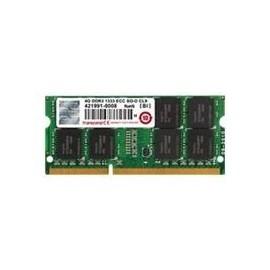 Transcend - DDR3 - 8 GB - SO DIMM 204-PIN - 1600 MHz / PC3-12800 - CL11 Produktbild