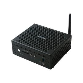 ZOTAC ZBOX nano CI547 - C Series - Mini-PC - 1 x Core i5 7200U / 2.5 GHz - RAM 0 MB - kein HDD Produktbild