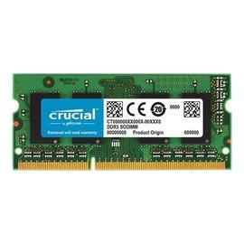 Crucial - DDR3L - 4 GB - SO DIMM 204-PIN - 1600 MHz / PC3-12800 - CL11 Produktbild