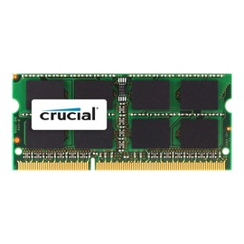 Crucial - DDR3 - 4 GB - SO DIMM 204-PIN - 1600 MHz / PC3-12800 - CL11 Produktbild