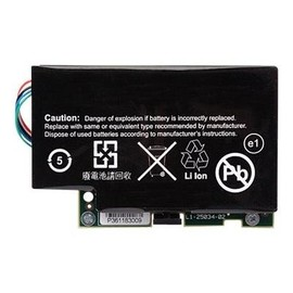 LSI MegaRAID LSIiBBU07 - RAID Controller Batterie-Backup-Einheit Lithium-Polymer - für MegaRAID SAS 9260, Produktbild