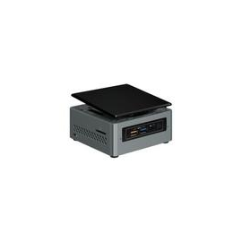 Intel Next Unit of Computing Kit NUC6CAYH - Barebone - Mini-PC - 1 x Celeron J3455 / 1.5 GHz - HD Graphics Produktbild