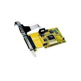 Exsys EX-41150 - Adapter Parallel/Seriell - PCI - parallel, RS-232 Produktbild