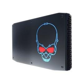 Intel Next Unit of Computing Kit NUC8i7HNK - Barebone - Mini-PC - 1 x Core i7 8705G / 3.1 GHz - Radeon RX Vega Produktbild