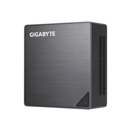 Gigabyte BRIX s GB-BRi7H-8550 (rev. 1.0) - Barebone - Ultra Compact PC Kit - 1 x Core i7 8550U / 1.8 GHz - UHD Produktbild