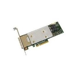 Microsemi Adaptec SmartRAID 3154-8i16e - Speichercontroller (RAID) - 8 Sender/Kanal - SATA 6Gb/s / SAS 12Gb/s Produktbild