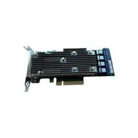 Fujitsu PRAID EP580i - Speichercontroller (RAID) - 16 Sender/Kanal - SATA 6Gb/s / SAS 12Gb/s / Produktbild