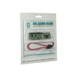 Dawicontrol DC 5200 RAID - Speichercontroller (RAID) - 2 Sender/Kanal - SATA 3Gb/s - 3 Gbit/s - Produktbild