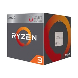 AMD Ryzen 3 2200G - 3.5 GHz - 4 Kerne - 4 Threads - 4 MB Cache-Speicher - Socket AM4 Produktbild