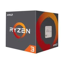 AMD Ryzen 3 1300X - 3.5 GHz - 4 Kerne - 4 Threads - 8 MB Cache-Speicher - Socket AM4 Produktbild