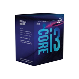 Intel Core i3 8350K - 4 GHz - 4 Kerne - 4 Threads - 8 MB Cache-Speicher - LGA1151 Socket Produktbild
