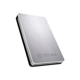 """RaidSonic ICY BOX IB-234U3a - Speichergehäuse mit Datenanzeige, Netzanzeige - 2.5"""" (6.4 cm) - SATA 6Gb/s Produktbild"""