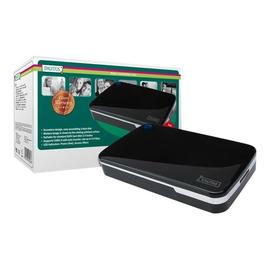 """DIGITUS DA-71035 - Speichergehäuse mit Datenanzeige, Netzanzeige - 3.5"""" (8.9 cm) - SATA 3Gb/s - USB 3.0 Produktbild"""
