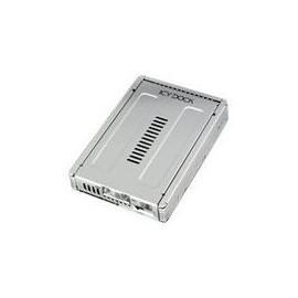"ICY DOCK EZConvert Pro MB982SPR-2S R1 - Speichereinschubadapter - 3.5"" to 2 x 2.5"" (8,9 cm bis 2 x 6,4 cm) - Silber Produktbild"