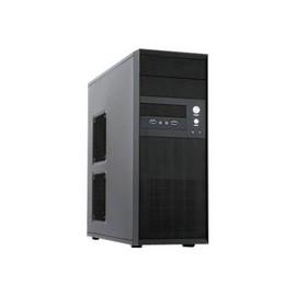 Chieftec Mesh Series CQ-01B-U3 - Midi Tower - ATX - ohne Netzteil - Schwarz - USB/Audio Produktbild