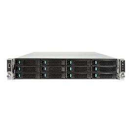 Intel Server Chassis R2312WTXXX - Rack - einbaufähig - 2U - SATA/SAS - Hot-Swap Produktbild