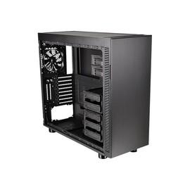 Thermaltake Suppressor F51 - Tempered Glass Edition - Midi Tower - Erweitertes ATX - ohne Netzteil (PS/2) - Schwarz Produktbild