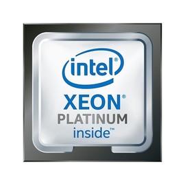 Intel Xeon Platinum 8180 - 2.5 GHz - 28 Kerne - 56 Threads - 38.5 MB Cache-Speicher - LGA3647 Socket Produktbild