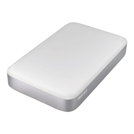 BUFFALO MiniStation Thunderbolt - Festplatte - 2 TB - extern (tragbar) - USB 3.0 / Thunderbolt Produktbild