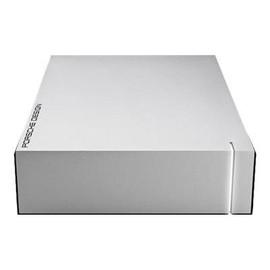 LaCie Porsche Design - Festplatte - 4 TB - extern (Stationär) - USB 3.0 Produktbild