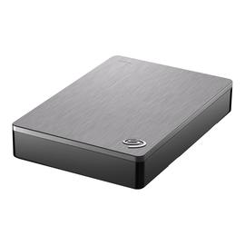 Seagate Backup Plus STDR2000201 - Festplatte - 2 TB - extern (tragbar) - USB 3.0 - Silber Produktbild