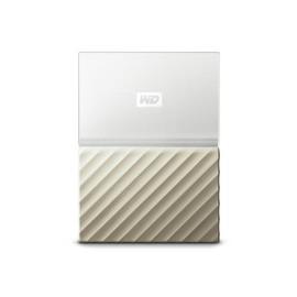 WD My Passport Ultra WDBTLG0010BGD - Festplatte - verschlüsselt - 1 TB - extern (tragbar) - USB 3.0 Produktbild