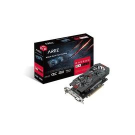 ASUS AREZ-RX560-O2G-EVO - Grafikkarten - Radeon RX 560 - 2 GB GDDR5 - PCIe 3.0 - DVI, HDMI, DisplayPort Produktbild