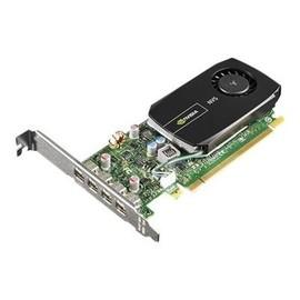 NVIDIA NVS 510 - Grafikkarten - NVS 510 - 2 GB DDR3 - PCIe 2.0 x16 Low-Profile - 4 x Mini DisplayPort Produktbild