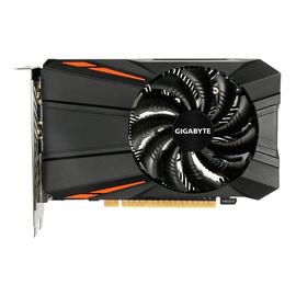 Gigabyte GeForce GTX 1050 D5 2G - Grafikkarten - NVIDIA GeForce GTX 1050 - 2 GB GDDR5 - PCIe 3.0 x16 - DVI, HDMI, Produktbild