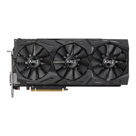 ASUS AREZ-STRIX-RXVEGA64-O8G-GAMING - OC Edition - Grafikkarten - Radeon RX VEGA 64 - 8 GB HBM2 - PCIe 3.0 x16 Produktbild