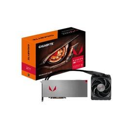 Gigabyte Radeon RX VEGA 64 Watercooling 8G - Grafikkarten - Radeon RX VEGA 64 - 8 GB HBM2 - PCIe 3.0 - HDMI, 3 x Produktbild