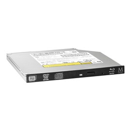 HP Slim - Laufwerk - BDXL Writer - 6x/2x/6x - Serial ATA - Plug-in-Modul Produktbild