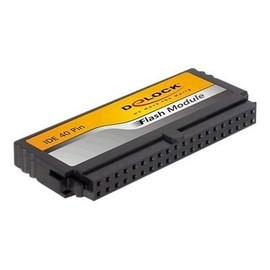 DeLOCK IDE Flash Modul Vertical - Solid-State-Disk - 4 GB - intern - IDE Produktbild