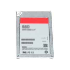 """Dell - Solid-State-Disk - 400 GB - Hot-Swap - 2.5"""" (6.4 cm) - SAS 12Gb/s Produktbild"""