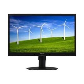 "Philips Brilliance B-line 220B4LPYCB - LED-Monitor - 55.9 cm (22"") - 1680 x 1050 - 250 cd/m² - 1000:1 Produktbild"