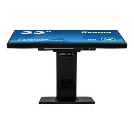 "Iiyama ProLite T2252MSC-B1 - LED-Monitor - 55.9 cm (22"") (21.5"" sichtbar) - Touchscreen - 1920 x 1080 Produktbild"