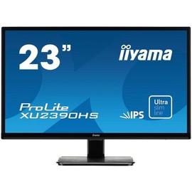 "Iiyama ProLite XU2390HS-1 - LED-Monitor - 58.4 cm (23"") (23"" sichtbar) - 1920 x 1080 Full HD (1080p) - IPS - 250 cd/m² Produktbild"