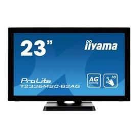 """Iiyama ProLite T2336MSC-b2AG - LED-Monitor - 58.4 cm (23"""") - Touchscreen - 1920 x 1080 Full HD Produktbild"""